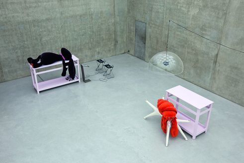 Cosima von Bonin | THE FATIGUE EMPIRE, 2010 KUNSTHAUS BREGENZ