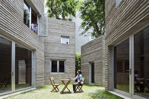 Apartment house | Ho Chi Minh Stadt | Vo Trong Nghia Architects