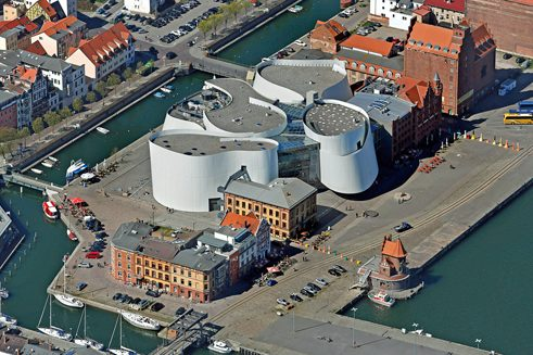 The Ozeaneum in Stralsund | Behnisch Architekten | Opening 2008