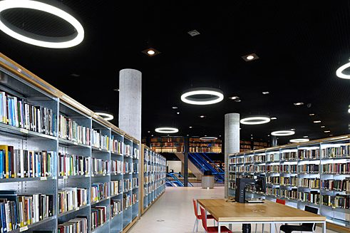 Library of Birmingham | Interior View