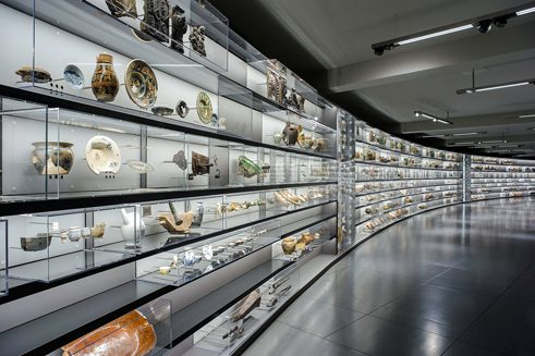 State Museum of Saxony for Archaeology/SMAC | Exhibition Space