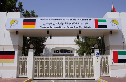 Deutsche Internationale Schule in Abu Dhabi