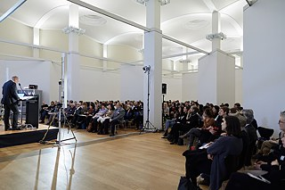 "Conference ""Iran and Modern Art"", Gemäldegalerie Berlin, 11 March 2017"