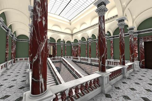 Projekt Zeitreise | das Städel Museum im 19. Jahrhundert