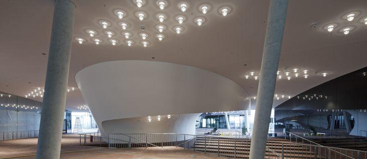 Ulrike Brandi Licht | Elbphilharmonie Plaza West, Hamburg