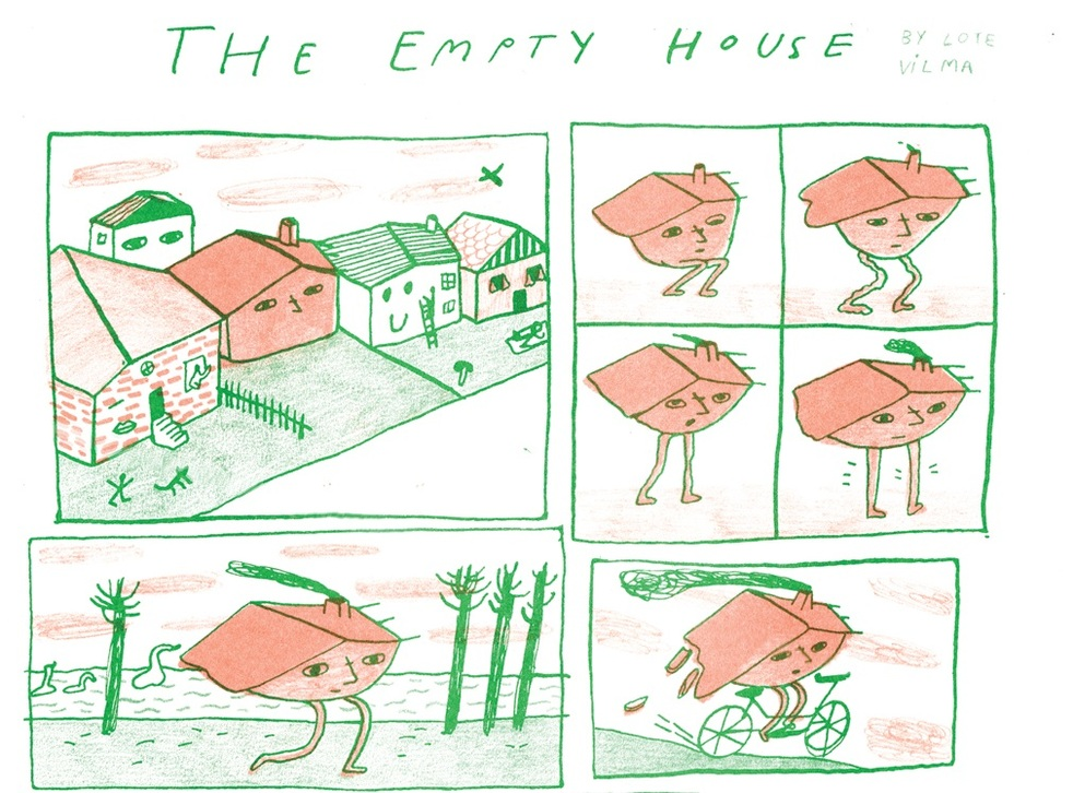 The Empty House - Teil 1