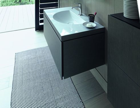 Christian Werner | Duravit | Bathroom furniture program L-Cube