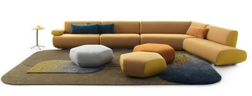Christian Werner | Leolux | Furniture Program, Sofa Guadalupe