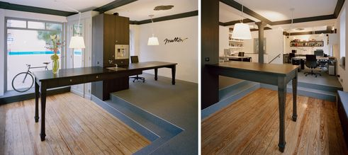 BFGF Design Studios | Agentur Mutter | Interior Design, 2009
