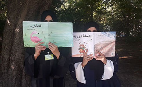Books — Made in UAE' authors on reading tour in Germany