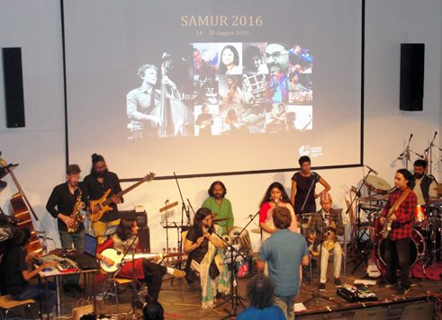 SAMUR - South Asian Music Residency für zeitgenössische Musik