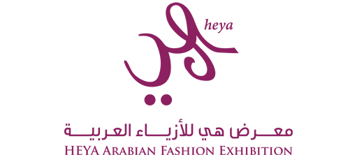 Logo Heya Arabian Fashion Exhibition