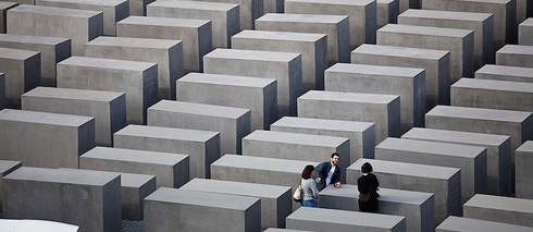 Memorial do Holocausto | Berlim