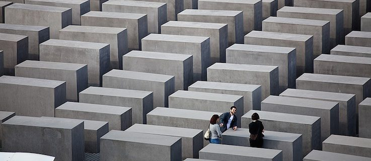 Holocaust memorial | Berlin