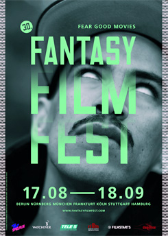 Poster of the Fantasy Filmfest 2017