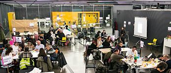 Workshops in Medialab-Prado