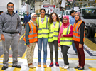 Girls`Day  27.4.17 bei General Motors in Kairo