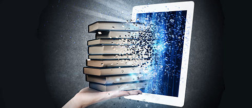 Digitalization changes our reading habits