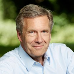 Christian Wulff, former President of Germany