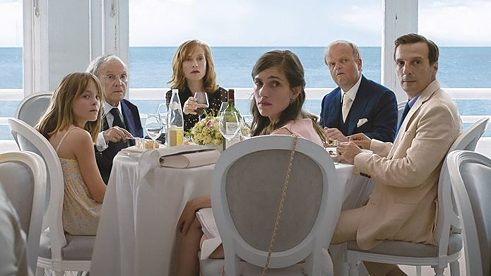 Michael Haneke's feature 'Happy End' screened at the 2017 Sydney Film Festival.