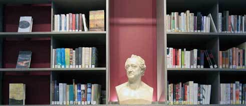 Goethe-Institut New York Bibliothek