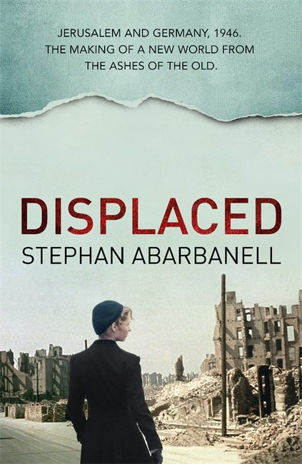 Displaced - Cover