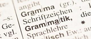 The meaning of grammar - Goethe-Institut