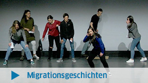 Workshop: Migrationsgeschichten im Zeitraffer