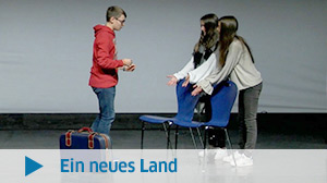 Workshop: Ein neues Land