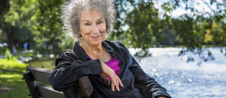 A keen observer: In her novels Margaret Atwood often deals with questions of gender and the environment.
