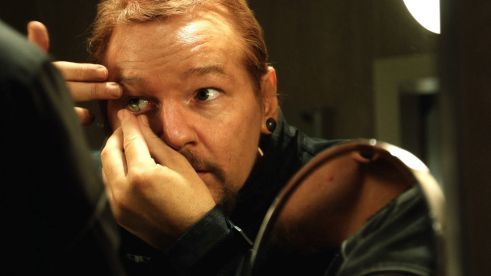 'Risk' shows Julian Assange in most personal situations