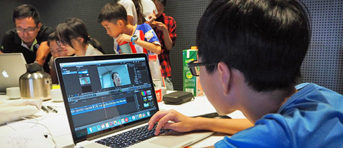 Filmworkshop am Goethe-Institut
