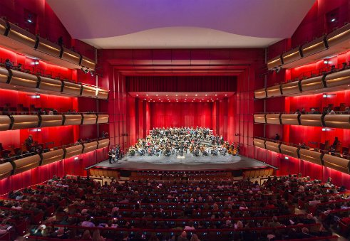 A wide range of musical and emotional experiences awaits opera lovers at the new opera house