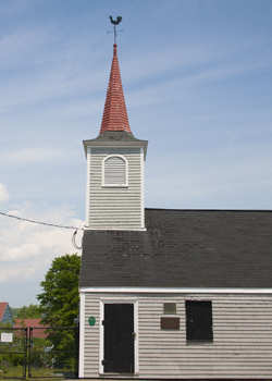 "Die ""Little Dutch Church"" in Halifax"