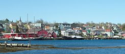 Lunenburg Port Town