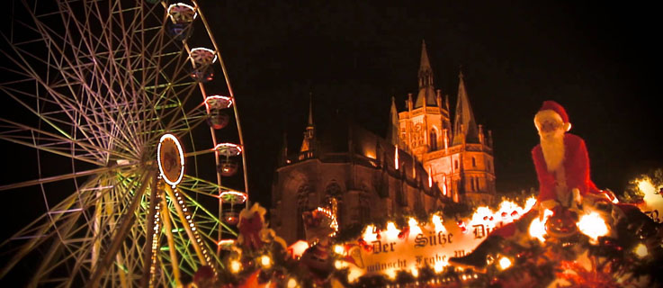 Try at one of Germany's more than 3000 Christmas markets.