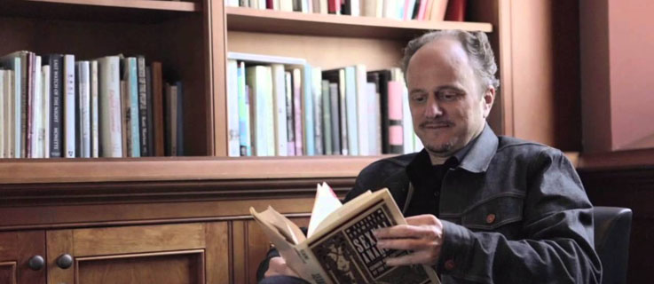 Interview with Jeffrey Eugenides, who is a Professor of Creative Writing at Princeton University and a Pulitzer Prize-Winning aut