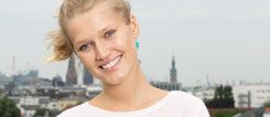 Interview with German model Toni Garrn