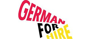 German for Hire Logo