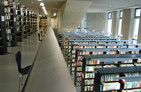The library is one of Europe's leading libraries for film and television.