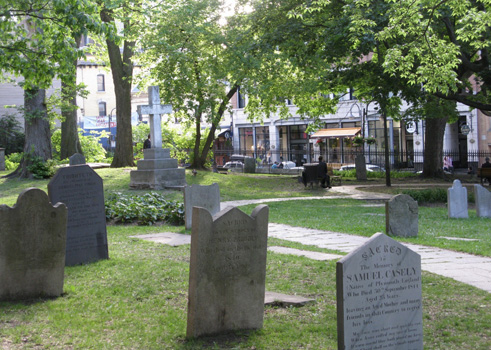 Cemetery of St. Matthew's Church
