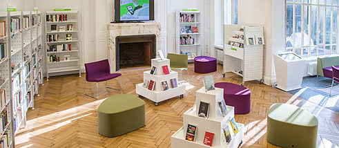 Bibliothek des Goethe-Instituts Nancy
