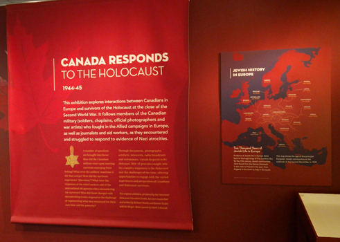 The Holocaust Education Centre in Vancouver