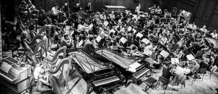 Das Persimfans-Orchester aus Moskau | Foto: Ira Polyarnaya