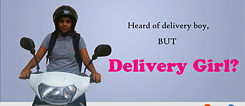 Delivery Girls, A New Wave
