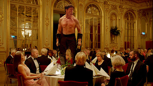 'The Square' (2017) by the Swedish writer/director Ruben Östlund is a film about a man championing a specific instance of art