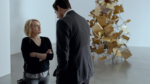 The Academy Award-shortlisted film 'The Square' (2017) also proves a satire of artistic excess