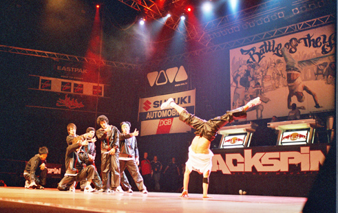 Gamblerz, Südkorea, Gewinner Battle of the Year 2004