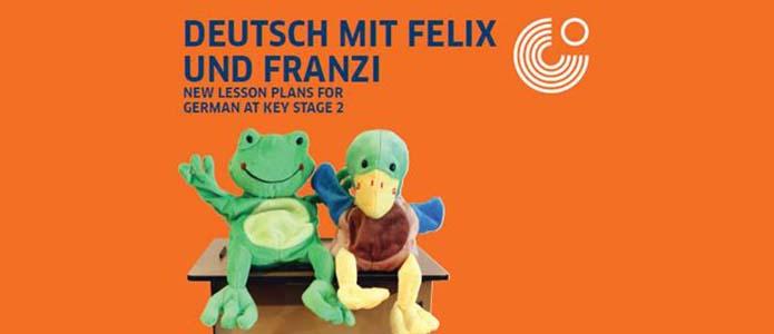 Deutsch mit Felix und Franzi
