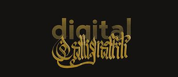 Digital Calligraffiti - Urban Media Art Campaign
